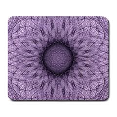 Mandala Large Mouse Pad (rectangle) by Siebenhuehner