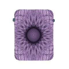 Mandala Apple Ipad 2/3/4 Protective Soft Case by Siebenhuehner