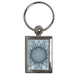 Mandala Key Chain (rectangle) by Siebenhuehner