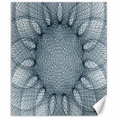 Mandala Canvas 8  X 10  (unframed) by Siebenhuehner