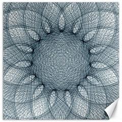 Mandala Canvas 16  X 16  (unframed) by Siebenhuehner