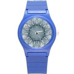 Mandala Plastic Sport Watch (small) by Siebenhuehner