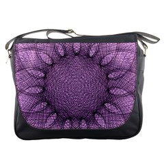 Mandala Messenger Bag by Siebenhuehner