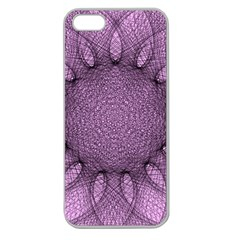 Mandala Apple Seamless Iphone 5 Case (clear) by Siebenhuehner