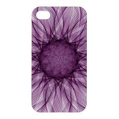Mandala Apple Iphone 4/4s Premium Hardshell Case by Siebenhuehner