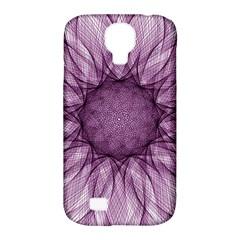 Mandala Samsung Galaxy S4 Classic Hardshell Case (pc+silicone) by Siebenhuehner