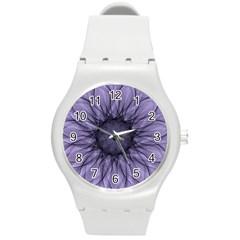Mandala Plastic Sport Watch (medium) by Siebenhuehner