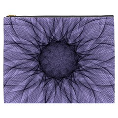 Mandala Cosmetic Bag (xxxl) by Siebenhuehner