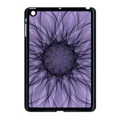 Mandala Apple Ipad Mini Case (black) by Siebenhuehner