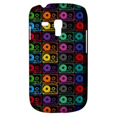 Music case Samsung Galaxy S3 MINI I8190 Hardshell Case by PaolAllen2