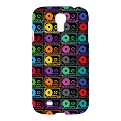 Music Case Samsung Galaxy S4 I9500/i9505 Hardshell Case by PaolAllen2