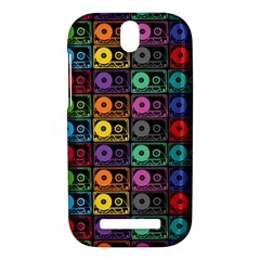 Music case HTC One SV Hardshell Case by PaolAllen2