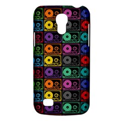 Music Case Samsung Galaxy S4 Mini Hardshell Case  by PaolAllen2