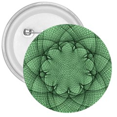 Spirograph 3  Button by Siebenhuehner