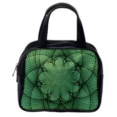 Spirograph Classic Handbag (one Side) by Siebenhuehner