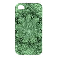 Spirograph Apple Iphone 4/4s Hardshell Case by Siebenhuehner