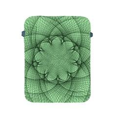 Spirograph Apple Ipad 2/3/4 Protective Soft Case by Siebenhuehner