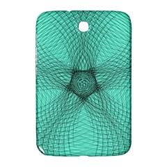 Spirograph Samsung Galaxy Note 8 0 N5100 Hardshell Case  by Siebenhuehner