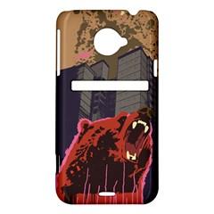 Urban Bear HTC Evo 4G LTE Hardshell Case  by Contest1738792