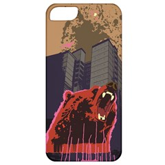 Urban Bear Apple Iphone 5 Classic Hardshell Case by Contest1738792