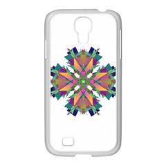 Modern Art Samsung Galaxy S4 I9500/ I9505 Case (white) by Siebenhuehner