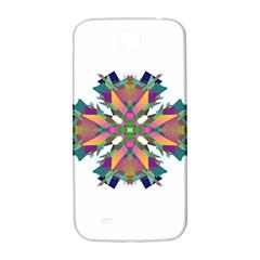 Modern Art Samsung Galaxy S4 I9500/i9505  Hardshell Back Case by Siebenhuehner