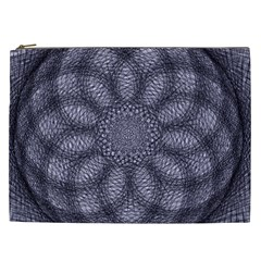 Spirograph Cosmetic Bag (xxl) by Siebenhuehner