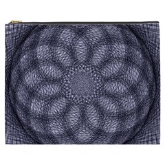 Spirograph Cosmetic Bag (xxxl) by Siebenhuehner