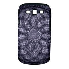 Spirograph Samsung Galaxy S Iii Classic Hardshell Case (pc+silicone) by Siebenhuehner