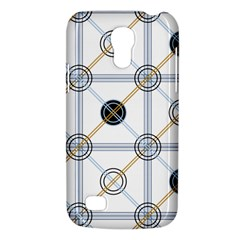 Circle Connection Samsung Galaxy S4 Mini Hardshell Case  by ContestDesigns