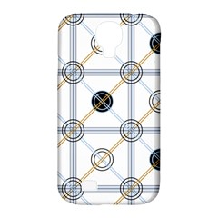 Circle Connection Samsung Galaxy S4 Classic Hardshell Case (pc+silicone) by ContestDesigns