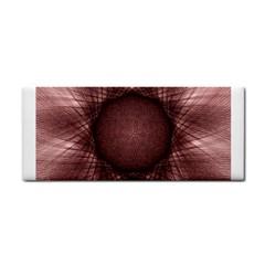 Spirograph Hand Towel by Siebenhuehner
