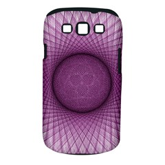 Spirograph Samsung Galaxy S III Classic Hardshell Case (PC+Silicone)