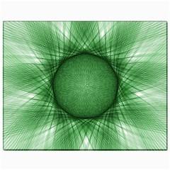Spirograph Canvas 11  X 14  (unframed) by Siebenhuehner