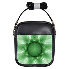 Spirograph Girl s Sling Bag by Siebenhuehner