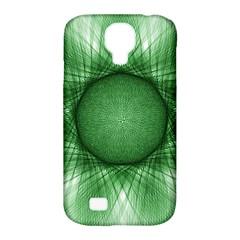 Spirograph Samsung Galaxy S4 Classic Hardshell Case (pc+silicone) by Siebenhuehner