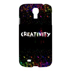Creativity  Samsung Galaxy S4 I9500/i9505 Hardshell Case by TheTalkingDead