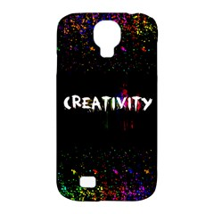 Creativity  Samsung Galaxy S4 Classic Hardshell Case (pc+silicone) by TheTalkingDead