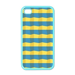 Beach Feel Apple Iphone 4 Case (color) by ContestDesigns