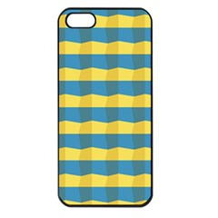 Beach Feel Apple Iphone 5 Seamless Case (black) by ContestDesigns