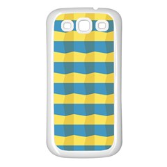 Beach Feel Samsung Galaxy S3 Back Case (White) by ContestDesigns