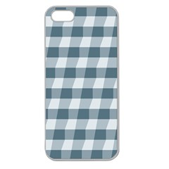 Winter Morning Apple Seamless Iphone 5 Case (clear) by ContestDesigns