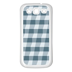 Winter Morning Samsung Galaxy S3 Back Case (white) by ContestDesigns