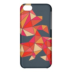 Angular Apple Iphone 5c Hardshell Case