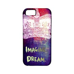 Imagine  Dream  Create  Apple Iphone 5 Classic Hardshell Case (pc+silicone) by TheTalkingDead