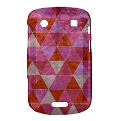 Tricolor BlackBerry Bold Touch 9900 9930 Hardshell Case  by ILANA