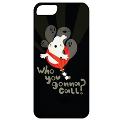 Who You Gonna Call Apple Iphone 5 Classic Hardshell Case by Contest1771913