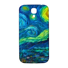 Starry Night Samsung Galaxy S4 I9500/i9505  Hardshell Back Case by Contest1775858a