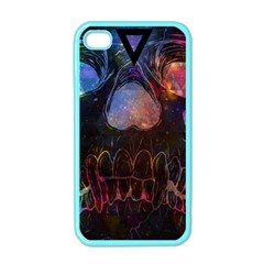 Third Eye Cosmic Apple Iphone 4 Case (color) by Contest1775858a