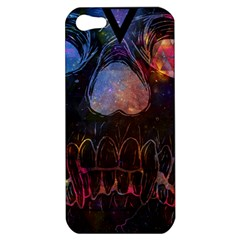 Third Eye Cosmic Apple Iphone 5 Hardshell Case by Contest1775858a
